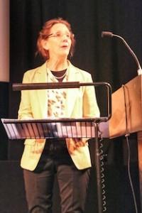 Dr Judith Woodhead